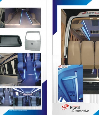 Mikrobus_Luggage rack_turkey